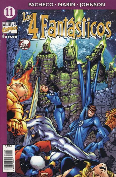 Los 4 Fantásticos Vol.4 #11 (de 24)