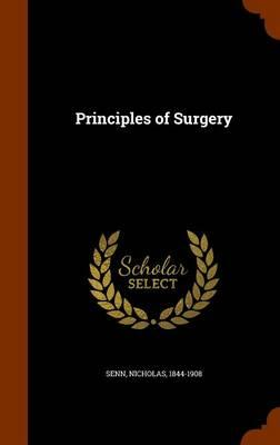 Principles of Surgery