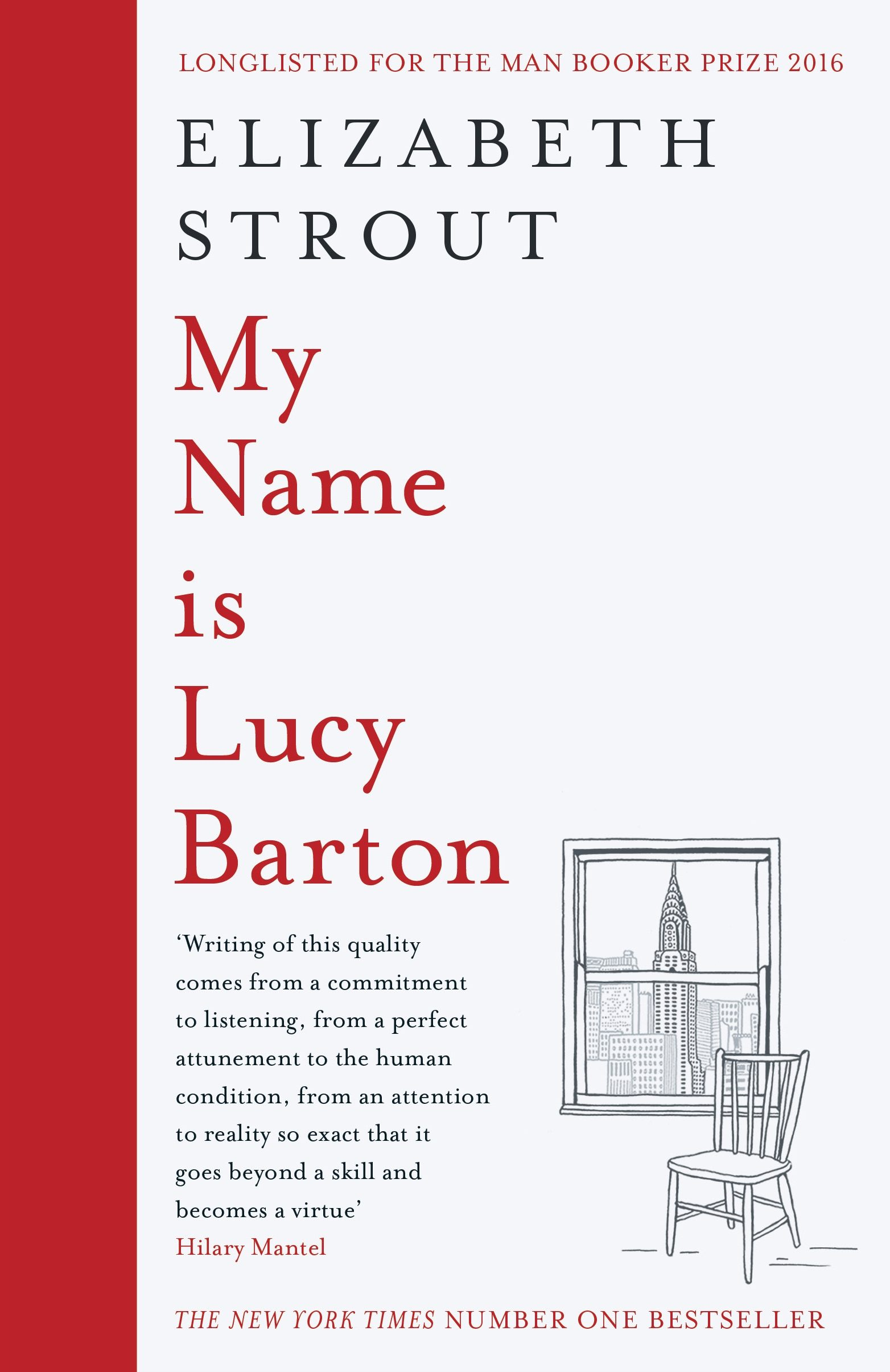 My Name Is Lucy Bart...