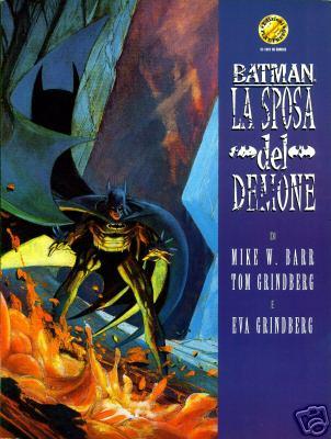Batman: La Sposa del...