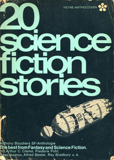 20 Science Fiction Stories