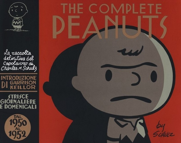 The complete Peanuts...