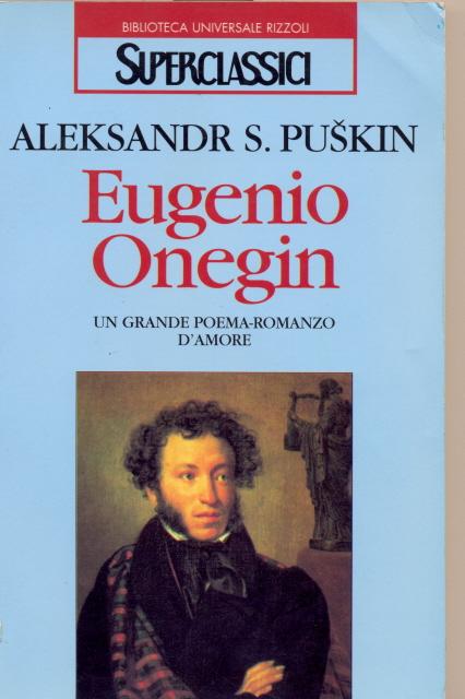 Eugenio Onegin