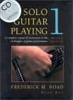 Solo Guitar Playing/Book 1 with CD