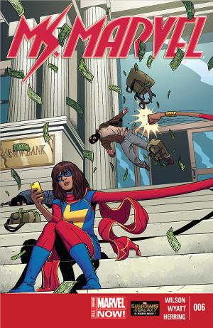 Ms. Marvel Vol.3 #6