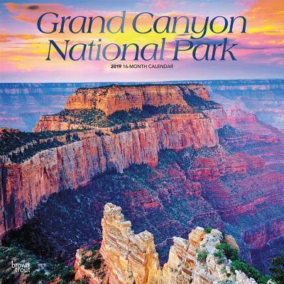 Grand Canyon National Park 2019 Calendar