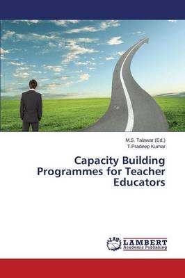 Capacity Building Programmes for Teacher Educators