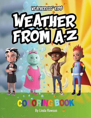 Weatheregg Kids Coloring Book