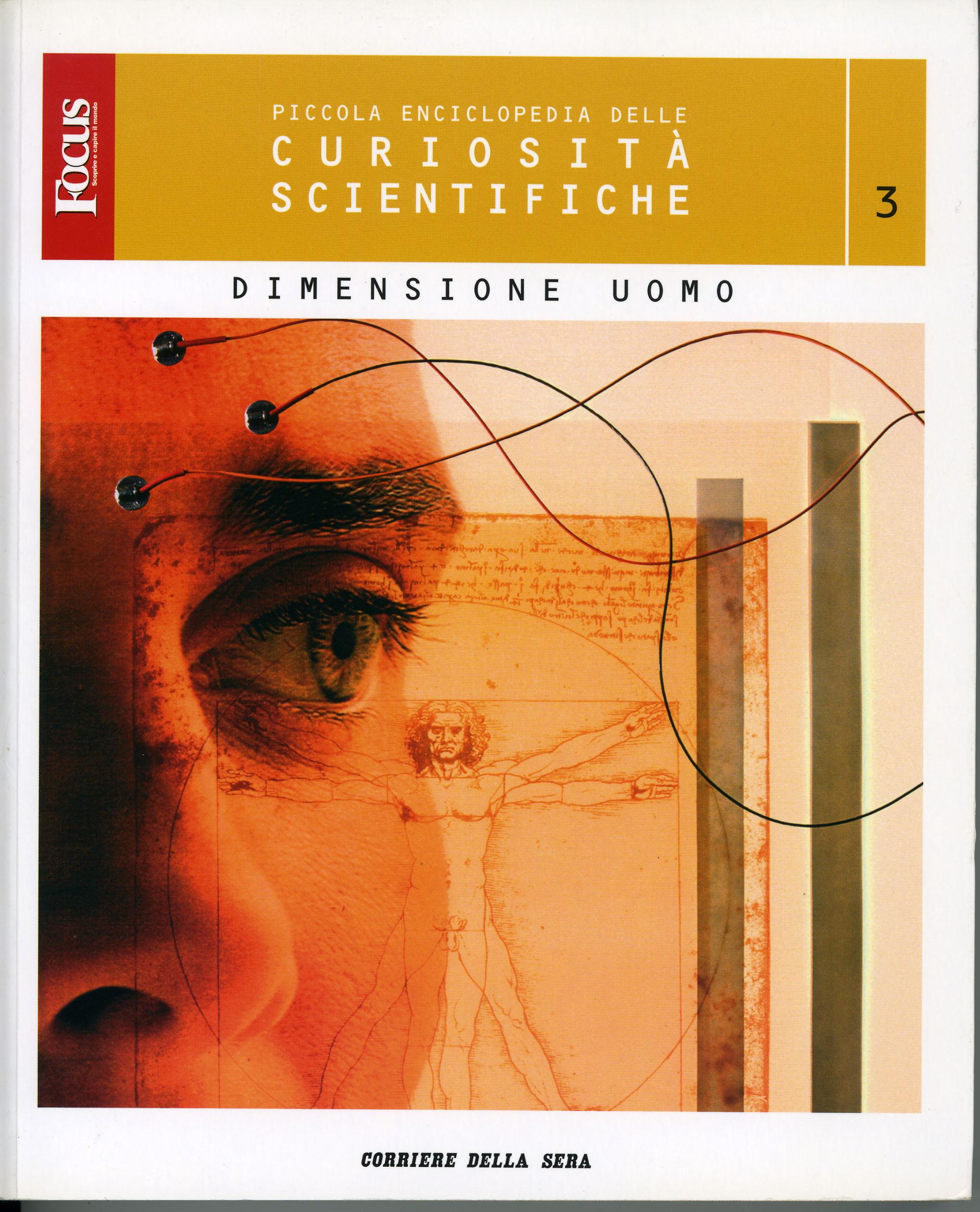 Piccola enciclopedia delle curiosità scientifiche vol. 3