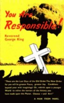 You are responsible!