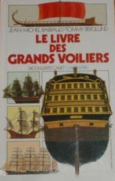 Le livre des grands voiliers
