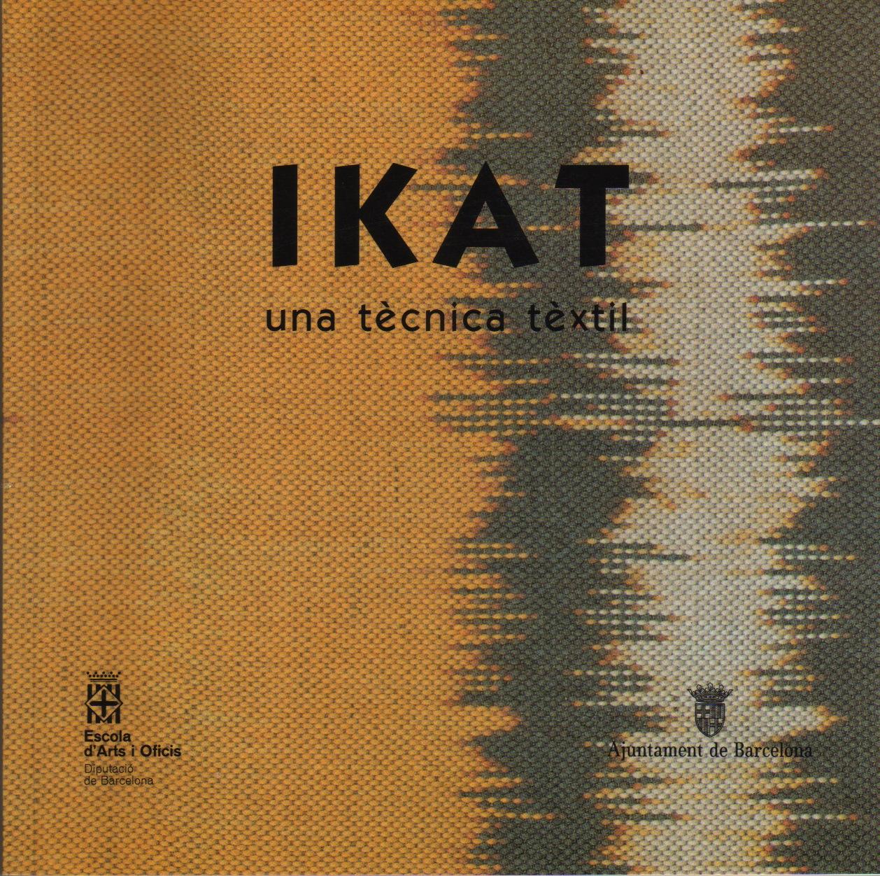 Ikat, una técnica téxtil