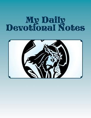My Daily Devotional Notes Lined Journal
