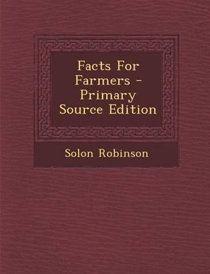 Facts for Farmers