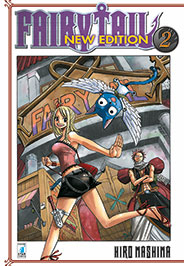 Fairy Tail New Edition vol. 2