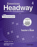 American Headway 4 Teacher's Book and Test