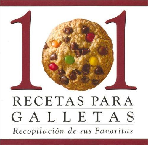 101 recetas para galletas