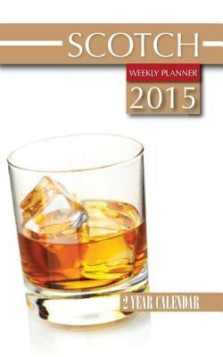 Scotch Weekly Planner 2015 Calendar
