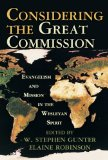 Considering the Great Commission