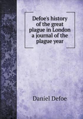 Defoe's History of t...