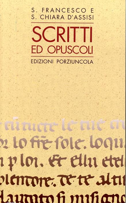 Scritti e opuscoli