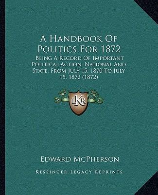 A Handbook of Politi...