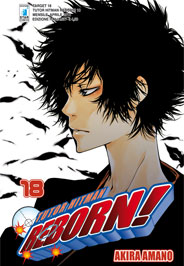 Tutor Hitman Reborn! vol. 18