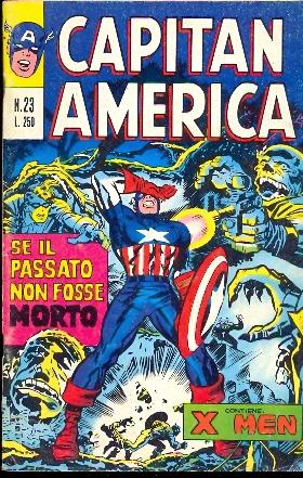 Capitan America n. 23