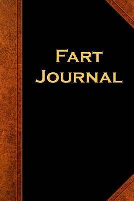 Fart Journal Funny H...