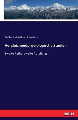 Vergleichendphysiologische Studien