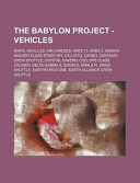 The Babylon Project - Vehicles