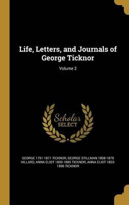 LIFE LETTERS & JOURNALS OF GEO
