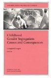 Childhood Gender Segregation