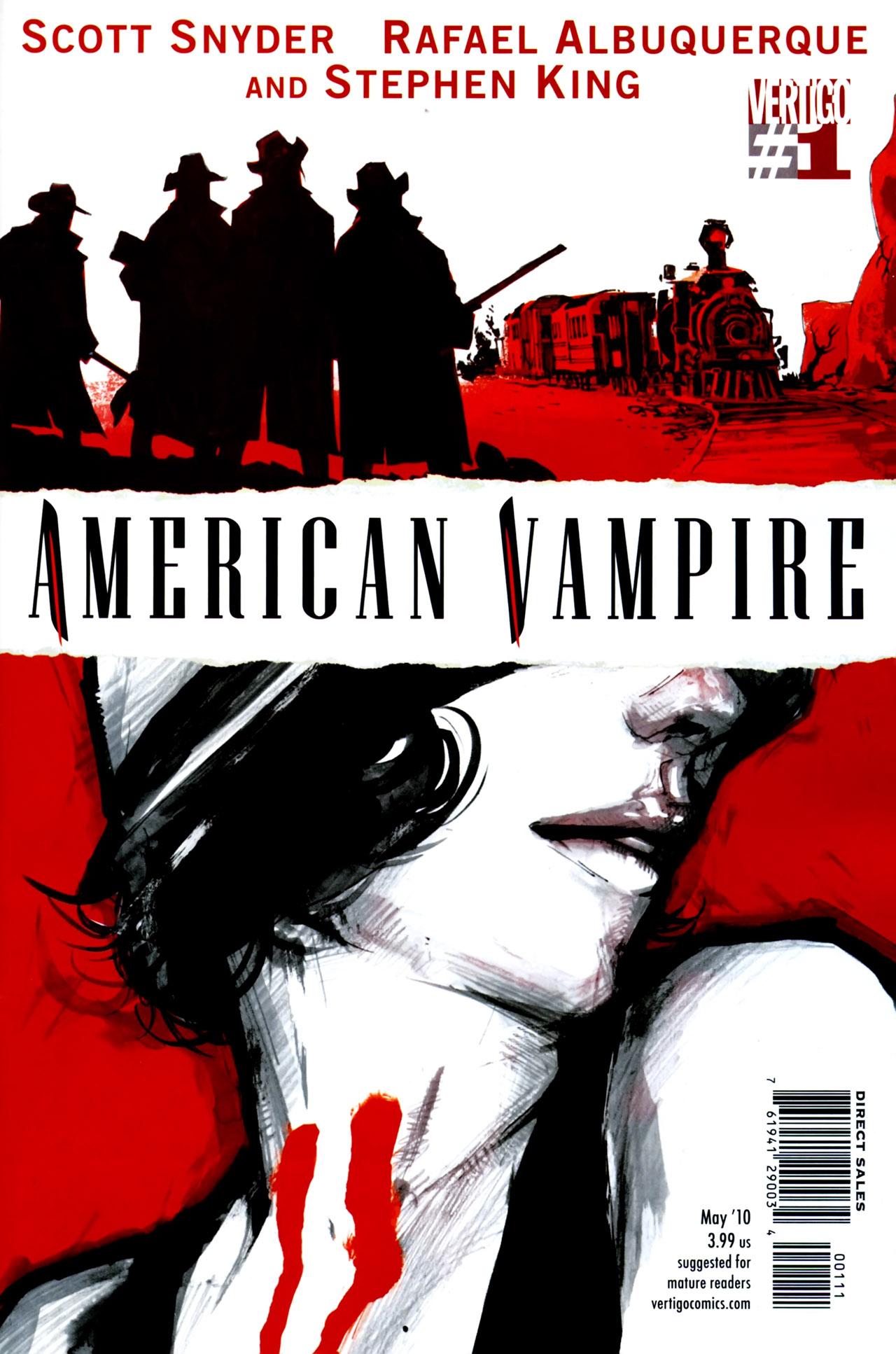 American Vampire n.1