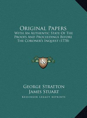 Original Papers Original Papers