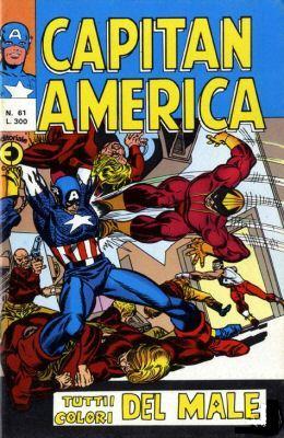 Capitan America n. 6...
