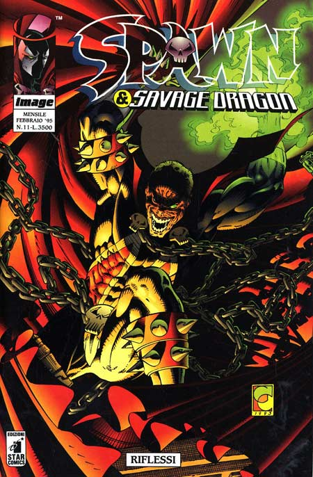 Spawn & the Savage D...