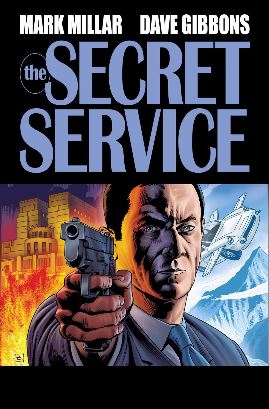 The Secret Service Vol.1 #5