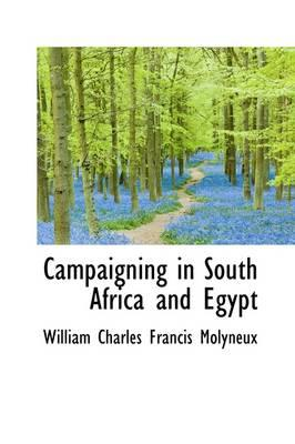 Campaigning in South Africa and Egypt