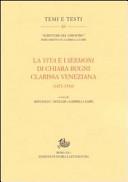 La vita e i sermoni di Chiara Bugni clarissa veneziana (1471-1514)