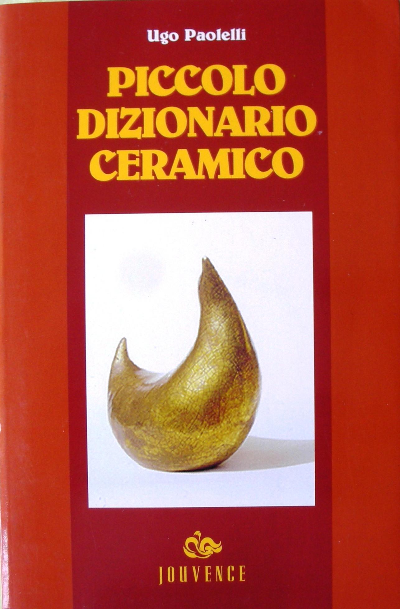 Piccolo dizionario ceramico