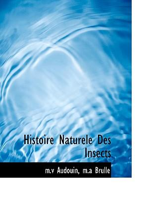 Histoire Naturele Des Insects