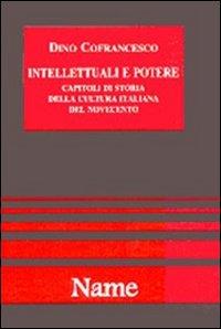 Gli intellettuali e il potere