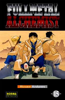 Fullmetal alchemist #15 (de 27)
