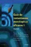 GUIA de tratamientos psicologicos eficaces I