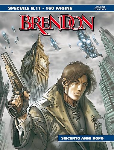 Brendon Speciale n. 11