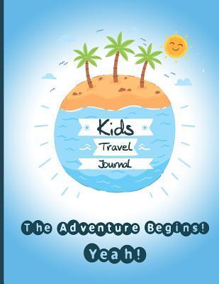Kids Travel Journal,...