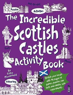 The Incredible Scottish Castles Activity Book (Incredible Activity Book)