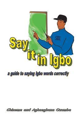 Say It in Igbo