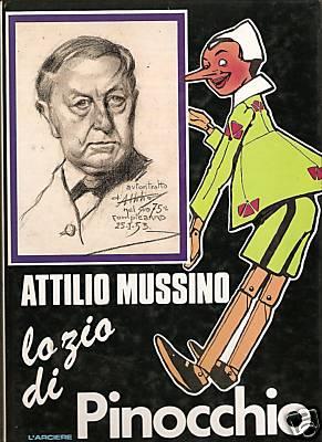 Attilio Mussino, lo zio di Pinocchio